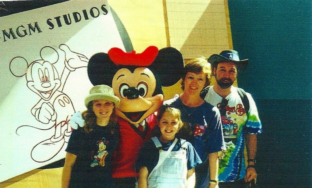 1999 04 April MGM Family Photo