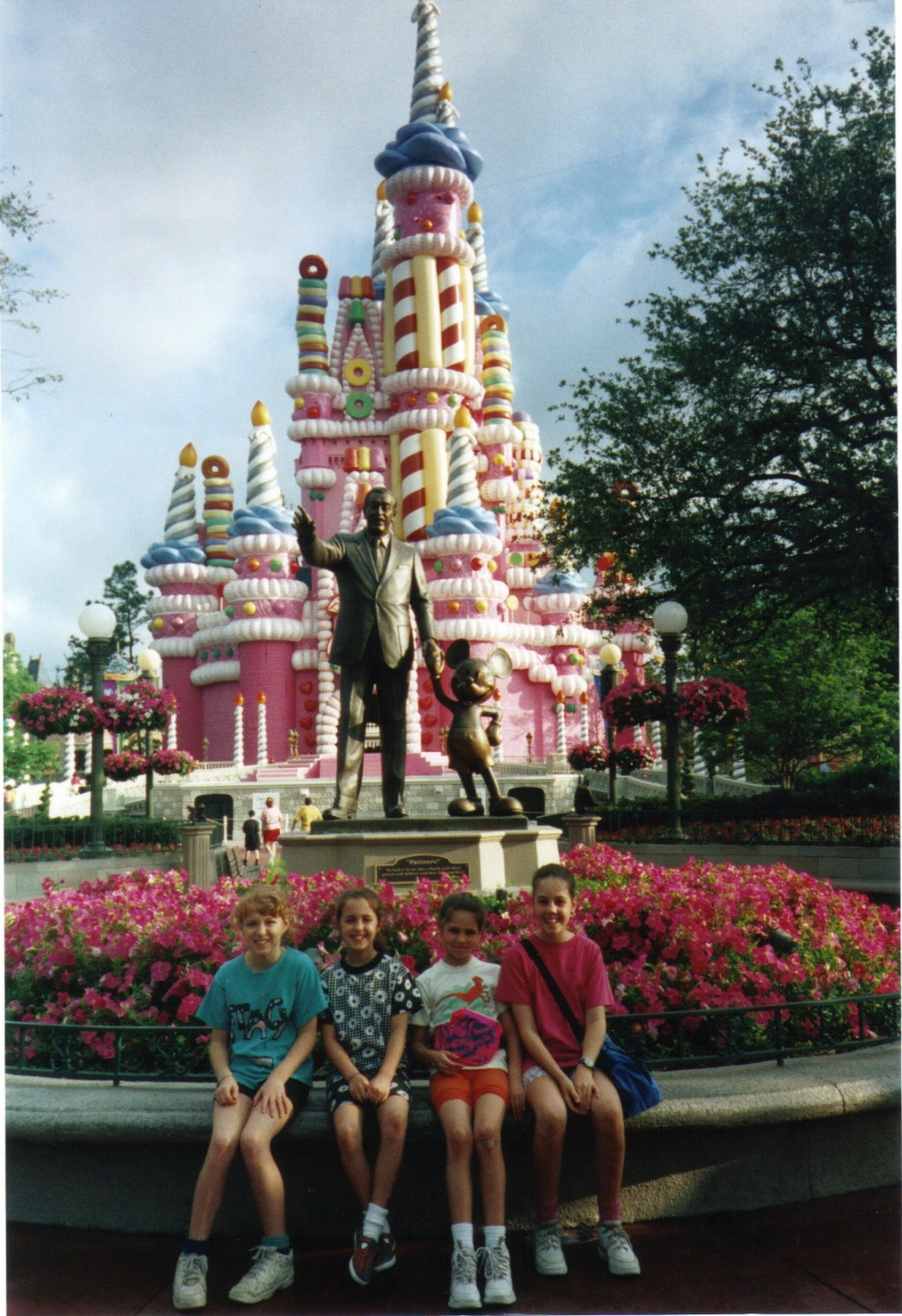 Disney March 31, 1997 Moore Goldberg Kids